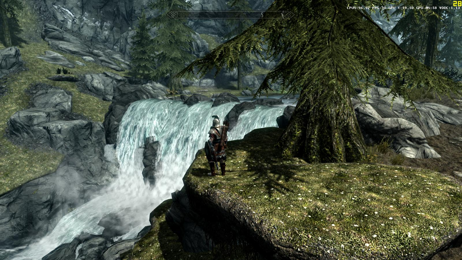 Skyrim y Steam