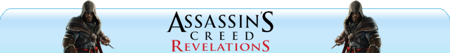 Assassin's Creed : Revelations - Toda la info hasta hoy