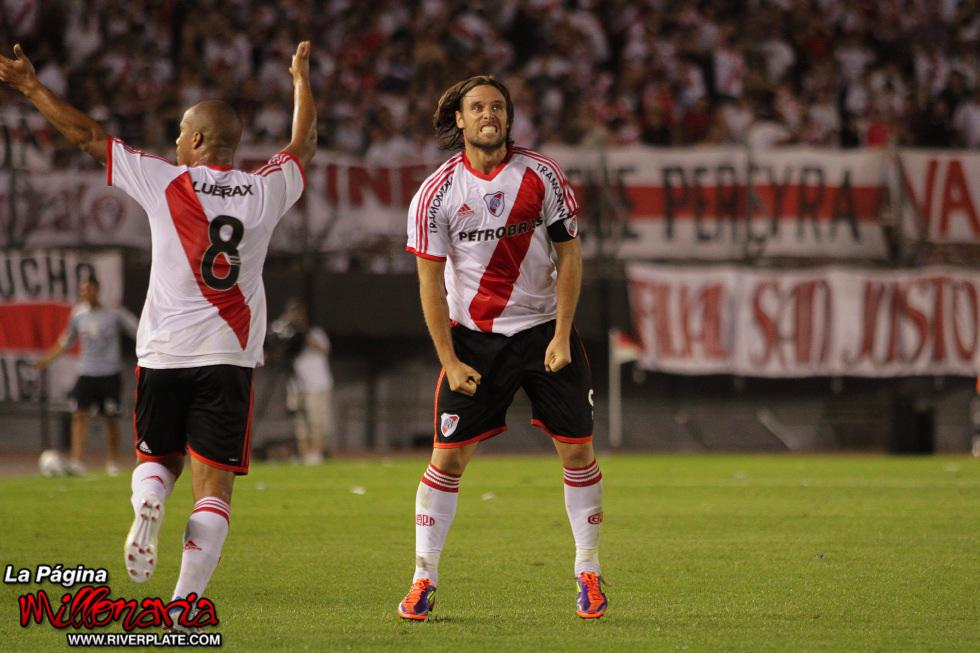 River Plate vs Rosario Central [Img y Resumen HD]